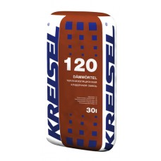 Кладочная смесь термоизоляционная DAMMORTEL 120 Kreisel